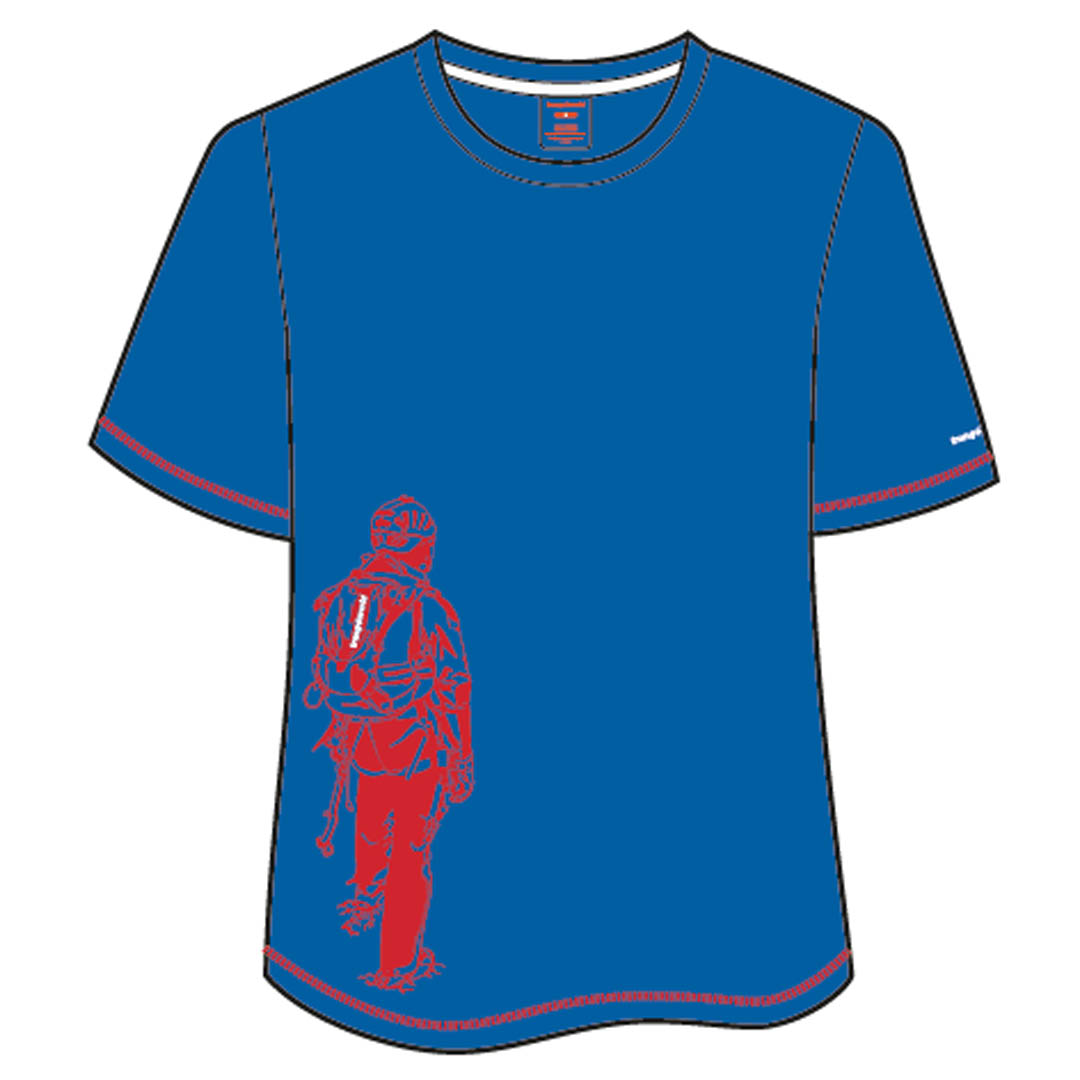 Hombre Trangoworld Cordov DT Camiseta