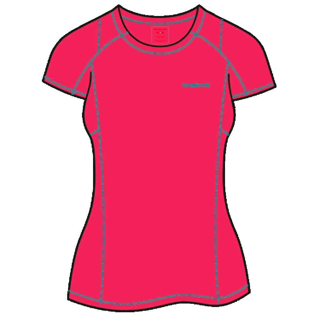 TRANGOWORLD Elina Camiseta Mujer
