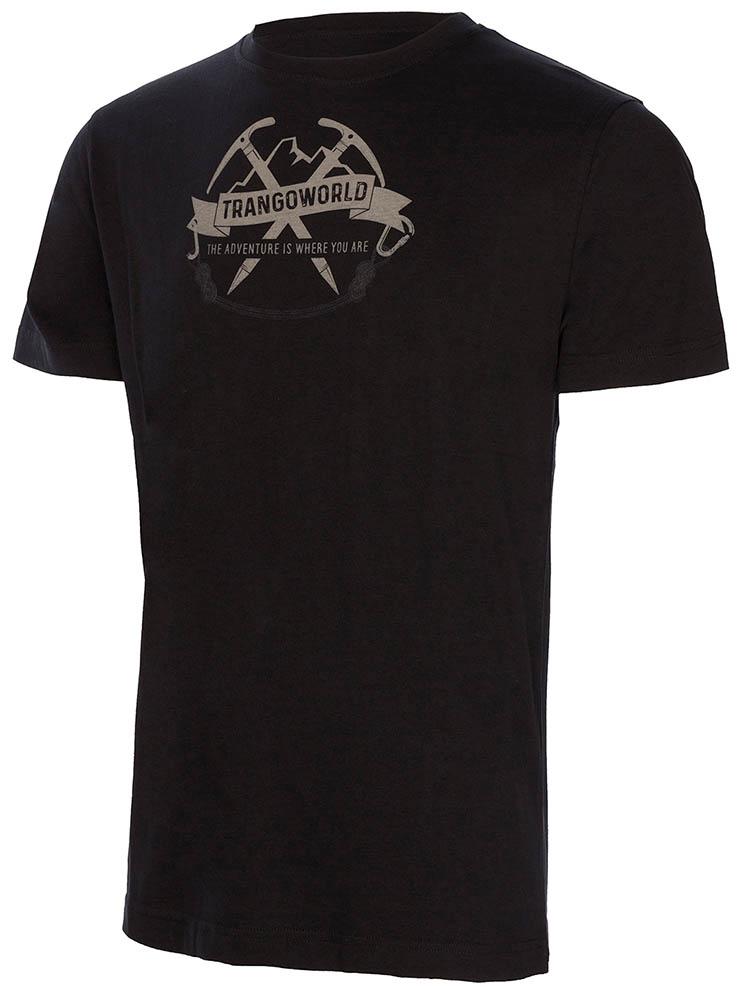 Hombre Trangoworld Arfe Camiseta