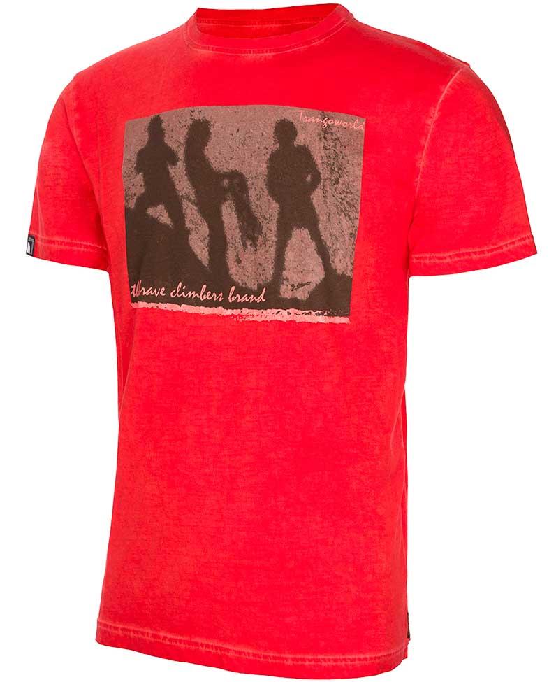 TRANGOWORLD Brave Camiseta Hombre