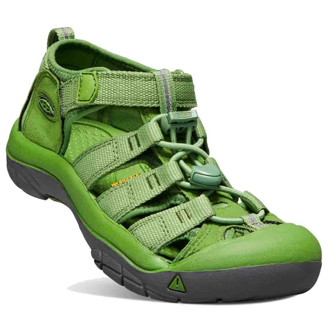 Zapatos naranjas Keen Newport infantiles bdjco