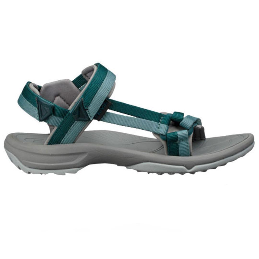 Zapatos verdes Teva Terra para mujer KA9BHPpx4