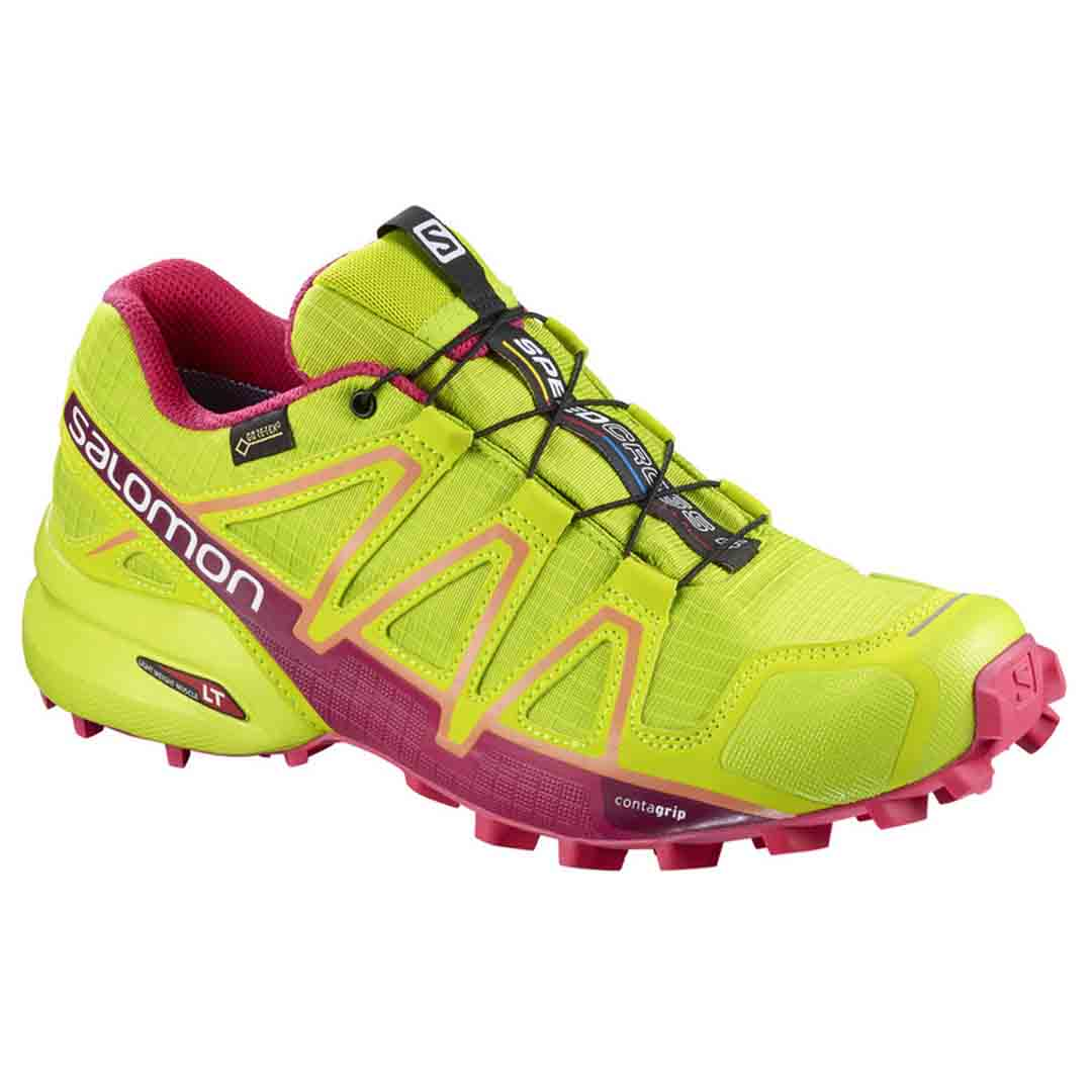 salomon speedcross 4 gtx women's trail running shoes zero