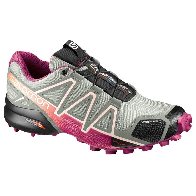 Zapatillas y zapatos Salomon Speedcross 4 Cs wZPZZbm