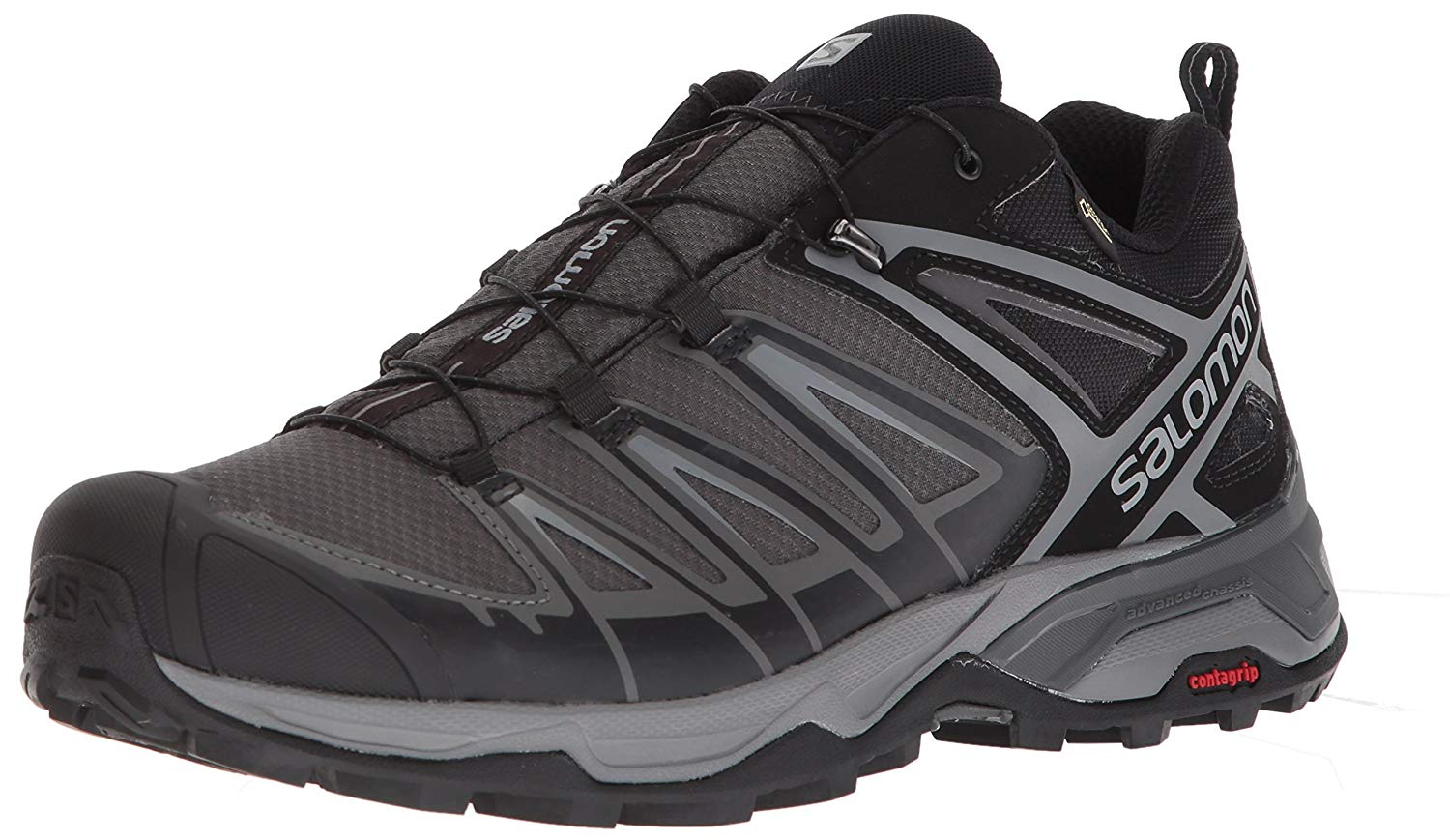 Zapatillas Salomon X Ultra 3 GTX Negro/Gris