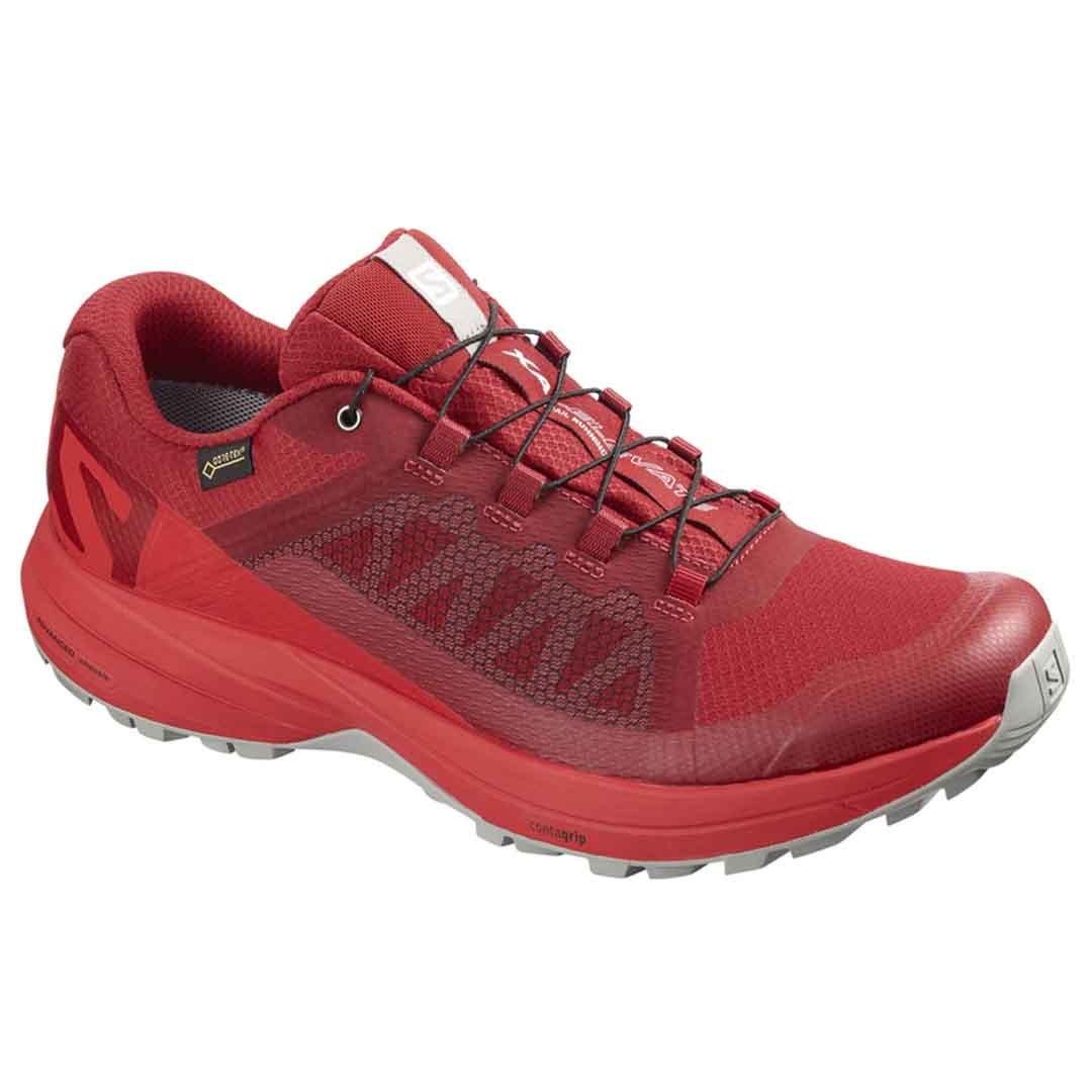 541c0aee92e Zapatilla Salomon XA Elevate GTX Rojo - Peregrinoteca