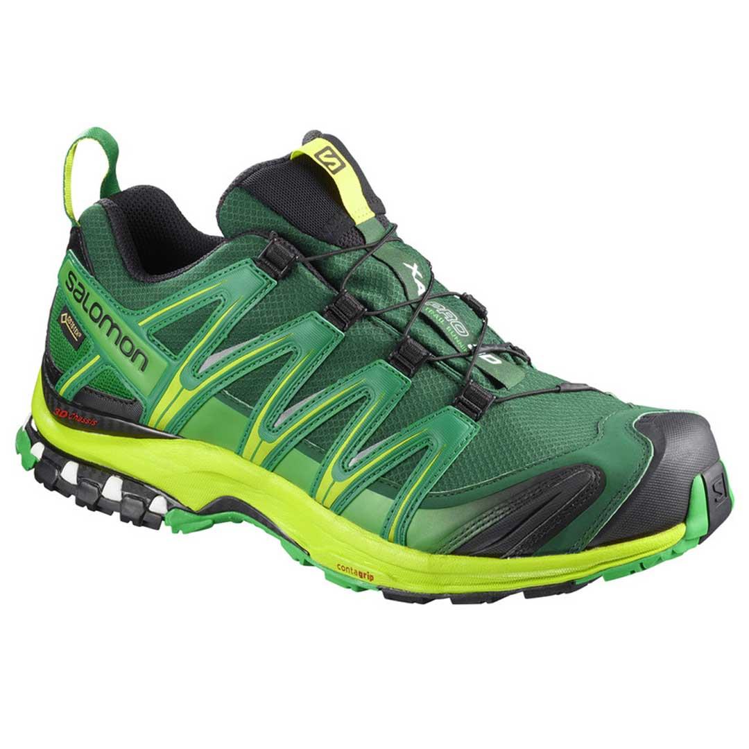 Zapatillas Salomon Xa Pro 3d Gtx Hombre Trekking Impermeable