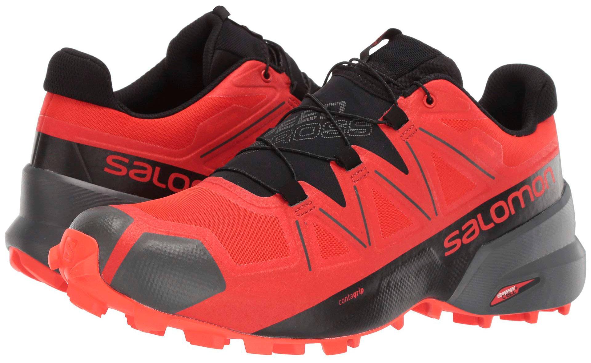salomon speedcross 3 rojas gtx