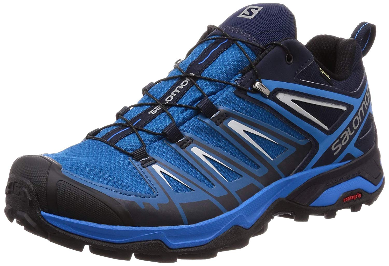 Zapatillas Salomon X Ultra 3 GTX Azul/Negro