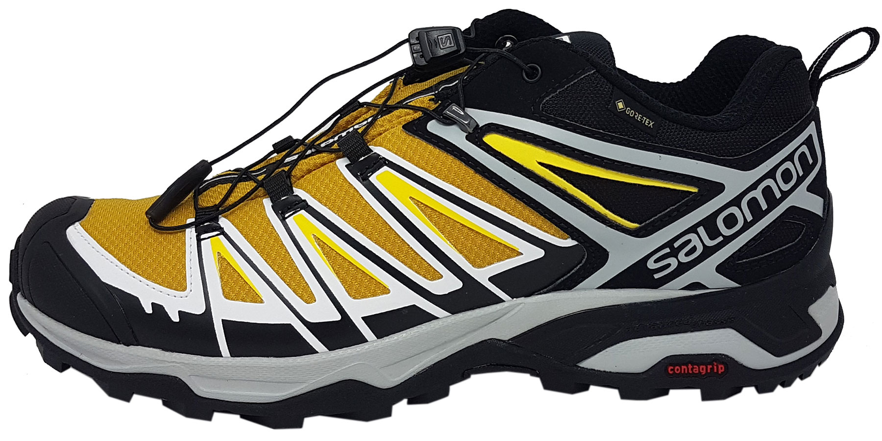 zapatillas salomon x ultra 3 gtx hombre