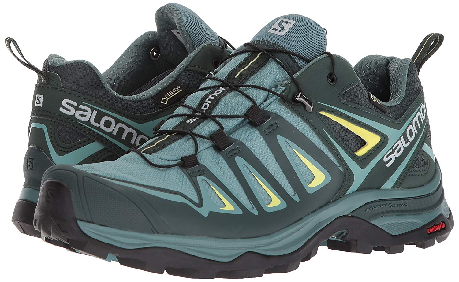 tabla tallas zapatillas salomon urbanas womens