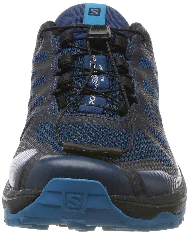 Salomon xa discovery Negro azul Calzado hiking