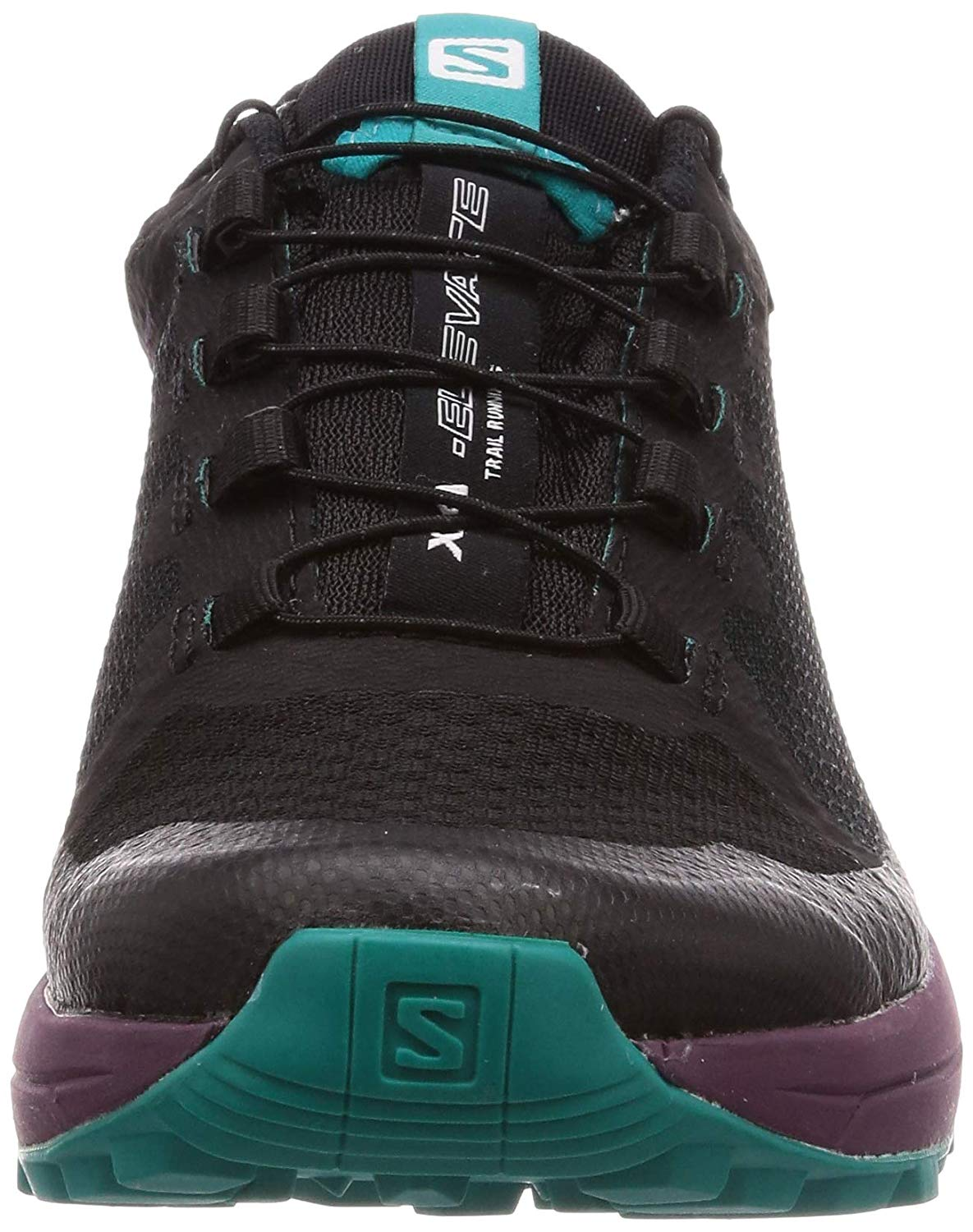 Zapatillas Salomon XA Elevate GTX W NegroMorado