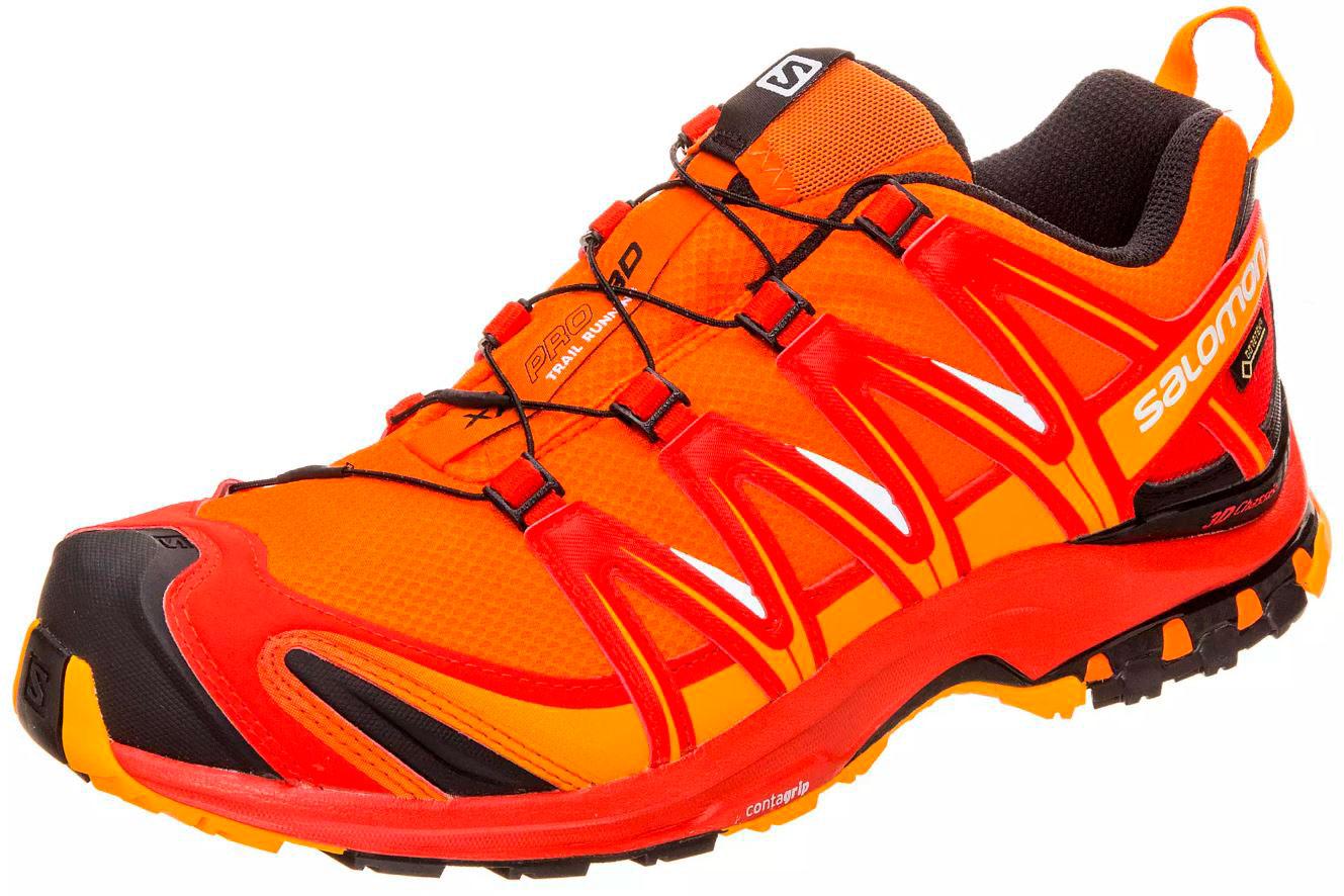 precio de zapatillas salomon ortholite gtx