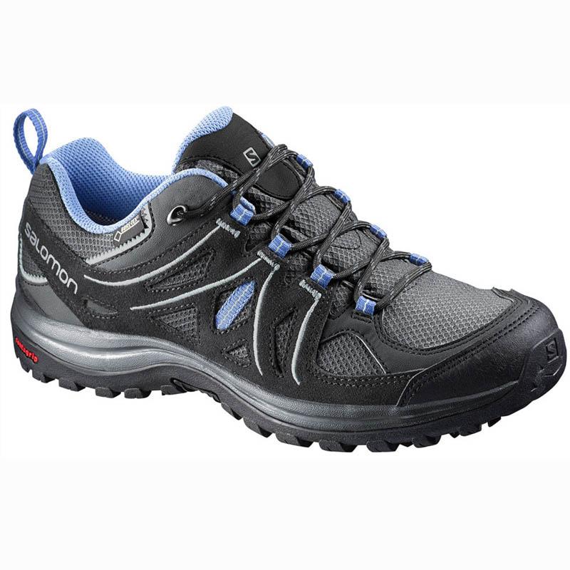 Oficial a la venta Confiable para la venta Zapatillas Trekking Salomon Ellipse Gtx Mujer 36 2/3 Negro Finishline Barato Online Eastbay para la venta onPP0