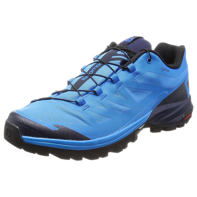 Zapato AzulNegro Outpath GTX Salomon Outpath Zapato Zapato AzulNegro Salomon GTX Outpath GTX Salomon wqXxfwg